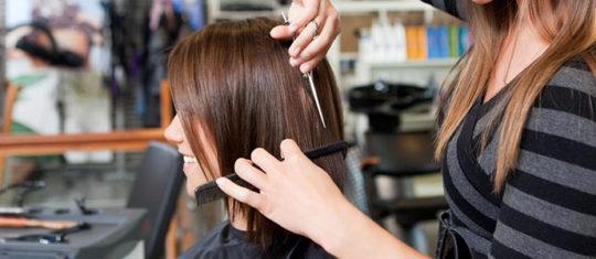 coiffure en réservant en ligne