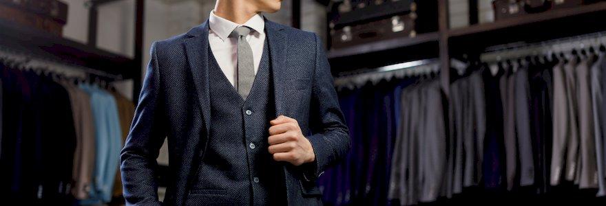 Opter pour un costume sur mesure pour se demarquer lors d une ceremonie